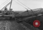 Image of tractor plows Holland Netherlands, 1954, second 32 stock footage video 65675073518