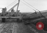 Image of tractor plows Holland Netherlands, 1954, second 33 stock footage video 65675073518