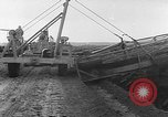 Image of tractor plows Holland Netherlands, 1954, second 34 stock footage video 65675073518