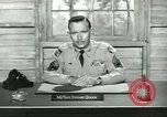 Image of atomic experiments Nevada United States USA, 1955, second 57 stock footage video 65675073522