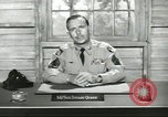Image of atomic experiments Nevada United States USA, 1955, second 59 stock footage video 65675073522