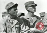 Image of Camp Desert Rock Nevada United States USA, 1955, second 8 stock footage video 65675073526