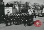 Image of full honor funeral Washington DC USA, 1958, second 1 stock footage video 65675073538