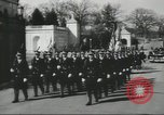 Image of full honor funeral Washington DC USA, 1958, second 2 stock footage video 65675073538