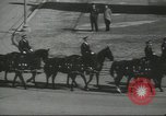 Image of full honor funeral Washington DC USA, 1958, second 5 stock footage video 65675073538