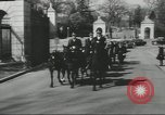 Image of full honor funeral Washington DC USA, 1958, second 15 stock footage video 65675073538