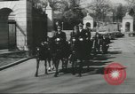 Image of full honor funeral Washington DC USA, 1958, second 16 stock footage video 65675073538