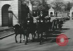 Image of full honor funeral Washington DC USA, 1958, second 17 stock footage video 65675073538