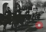 Image of full honor funeral Washington DC USA, 1958, second 19 stock footage video 65675073538