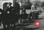 Image of full honor funeral Washington DC USA, 1958, second 20 stock footage video 65675073538