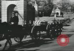 Image of full honor funeral Washington DC USA, 1958, second 23 stock footage video 65675073538
