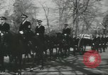 Image of full honor funeral Washington DC USA, 1958, second 36 stock footage video 65675073538