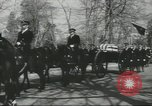 Image of full honor funeral Washington DC USA, 1958, second 38 stock footage video 65675073538