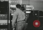 Image of White House Army Signal Agency Washington DC USA, 1958, second 54 stock footage video 65675073540