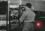 Image of White House Army Signal Agency Washington DC USA, 1958, second 55 stock footage video 65675073540