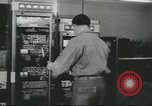 Image of White House Army Signal Agency Washington DC USA, 1958, second 56 stock footage video 65675073540