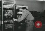 Image of White House Army Signal Agency Washington DC USA, 1958, second 57 stock footage video 65675073540