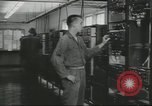 Image of White House Army Signal Agency Washington DC USA, 1958, second 61 stock footage video 65675073540