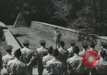 Image of Civil War Battlefield Washington DC USA, 1958, second 11 stock footage video 65675073541