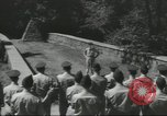 Image of Civil War Battlefield Washington DC USA, 1958, second 14 stock footage video 65675073541