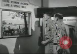 Image of Civil War Battlefield Washington DC USA, 1958, second 55 stock footage video 65675073541