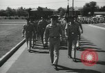 Image of graduation day parade Fort Dix New Jersey USA, 1955, second 11 stock footage video 65675073543
