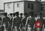 Image of graduation day parade Fort Dix New Jersey USA, 1955, second 16 stock footage video 65675073543