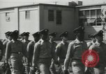 Image of graduation day parade Fort Dix New Jersey USA, 1955, second 18 stock footage video 65675073543