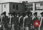 Image of graduation day parade Fort Dix New Jersey USA, 1955, second 21 stock footage video 65675073543