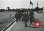 Image of graduation day parade Fort Dix New Jersey USA, 1955, second 27 stock footage video 65675073543