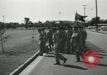 Image of graduation day parade Fort Dix New Jersey USA, 1955, second 28 stock footage video 65675073543