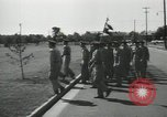 Image of graduation day parade Fort Dix New Jersey USA, 1955, second 29 stock footage video 65675073543