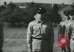 Image of Company E 1st Training Regiment Fort Dix New Jersey USA, 1955, second 56 stock footage video 65675073544