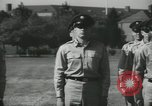 Image of Company E 1st Training Regiment Fort Dix New Jersey USA, 1955, second 59 stock footage video 65675073544