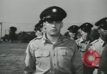 Image of Company E 1st Training Regiment Fort Dix New Jersey USA, 1955, second 62 stock footage video 65675073544