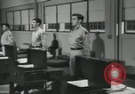 Image of Company E 1st Training Regiment trainees Fort Dix New Jersey USA, 1955, second 37 stock footage video 65675073546