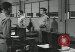 Image of Company E 1st Training Regiment trainees Fort Dix New Jersey USA, 1955, second 38 stock footage video 65675073546