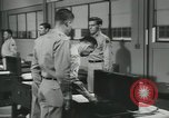 Image of Company E 1st Training Regiment trainees Fort Dix New Jersey USA, 1955, second 42 stock footage video 65675073546