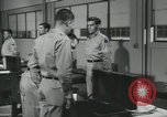 Image of Company E 1st Training Regiment trainees Fort Dix New Jersey USA, 1955, second 43 stock footage video 65675073546