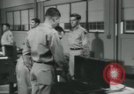 Image of Company E 1st Training Regiment trainees Fort Dix New Jersey USA, 1955, second 44 stock footage video 65675073546