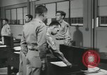Image of Company E 1st Training Regiment trainees Fort Dix New Jersey USA, 1955, second 54 stock footage video 65675073546