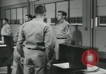 Image of Company E 1st Training Regiment trainees Fort Dix New Jersey USA, 1955, second 57 stock footage video 65675073546