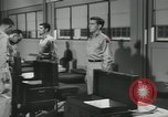 Image of Company E 1st Training Regiment trainees Fort Dix New Jersey USA, 1955, second 62 stock footage video 65675073546