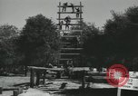 Image of Company E 1st Training Regiment trainees Fort Dix New Jersey USA, 1955, second 4 stock footage video 65675073548