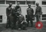 Image of Company E 1st Training Regiment trainees Fort Dix New Jersey USA, 1955, second 9 stock footage video 65675073548
