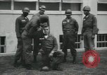 Image of Company E 1st Training Regiment trainees Fort Dix New Jersey USA, 1955, second 13 stock footage video 65675073548