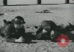 Image of Company E 1st Training Regiment trainees Fort Dix New Jersey USA, 1955, second 43 stock footage video 65675073548