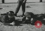 Image of Company E 1st Training Regiment trainees Fort Dix New Jersey USA, 1955, second 45 stock footage video 65675073548