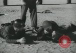 Image of Company E 1st Training Regiment trainees Fort Dix New Jersey USA, 1955, second 46 stock footage video 65675073548