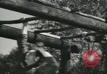 Image of Company E 1st Training Regiment Fort Dix New Jersey USA, 1955, second 33 stock footage video 65675073550